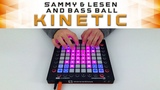 SAMMY &amp LESEN, Bass Ball - Kinetic Launchpad Cover