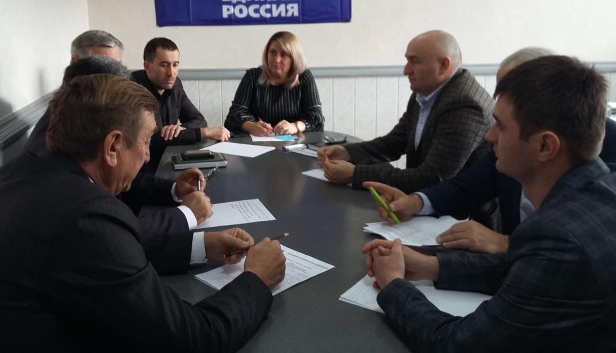 Наталья Власенко посетила Зеленчукскую