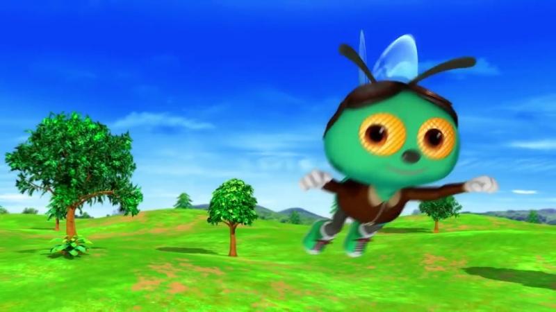 Incy Wincy Spider Part 3 Nursery Rhymes Original Version By LittleBabyBum!