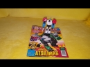 Transformers Robots In Disguise Magazine With Jazz