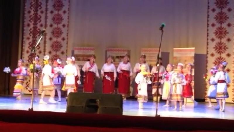 мордовской танец май2018