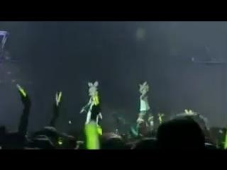 3D Концерт вокалоидов Кагамине Рин и ЛенMusVid net[1]