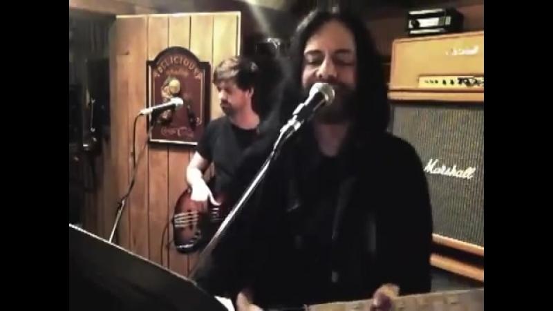 Richie Kotzen - My Angel (live rehearsal 2012)