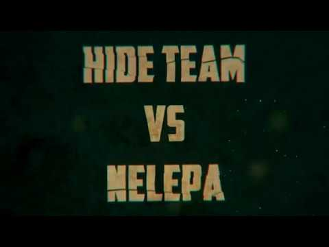Beyond.lt, High Five x3 / Hide Team vs Nelepa voice and bonus