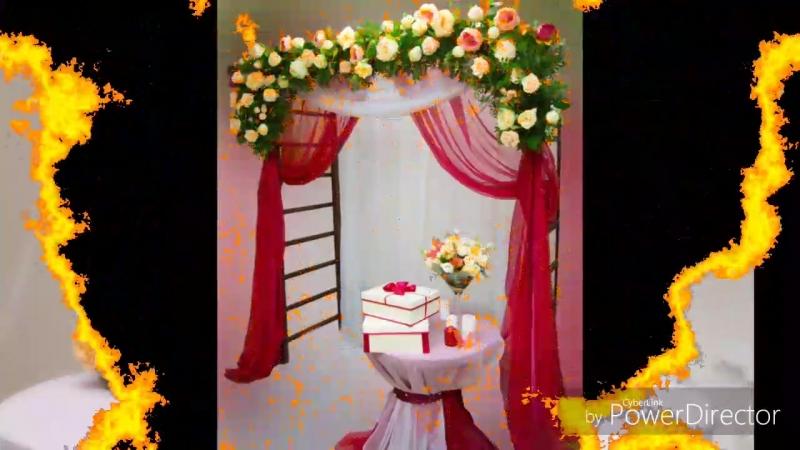 Свадебная тематика от магазина цветов ПРЕЗЕНТ .....