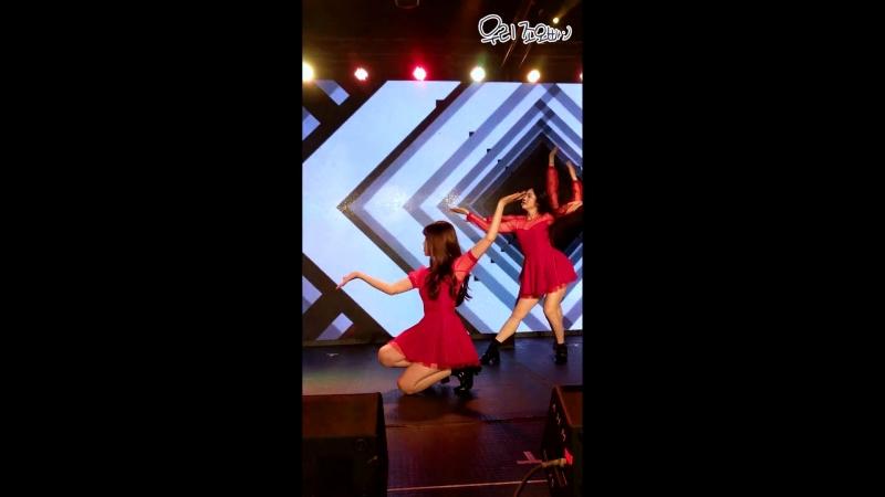 · Fancam · 180526 · OH MY GIRL Secret Garden Seunghee focus · 1st Fan Concert In Hong Kong ·