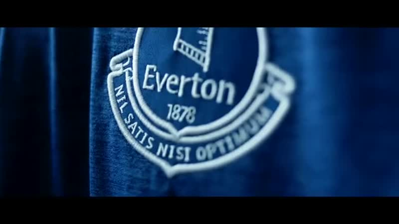 NEW EVERTON HOME KIT 2018 19.mp4
