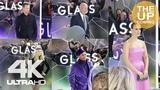 Glass premiere arrivals Samuel L Jackson, Sarah Paulson, James McAvoy, Anya Taylor-Joy Bruce Willis