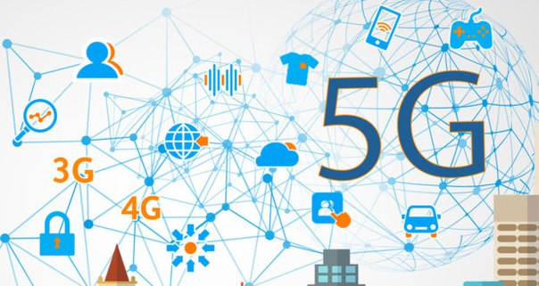 В пяти городах Китая развернут 5G-сетиКрупнейшую в мире испытательную