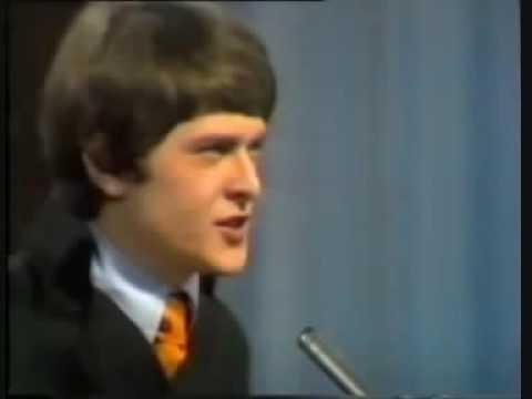 Eurovision 1968 Sweden Claes Göran Hederström Det börjar verka kärlek banne mej 5th
