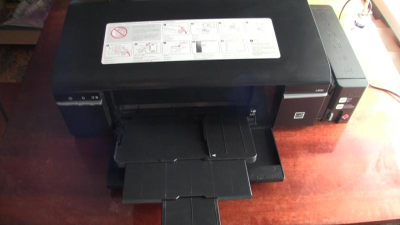 Продам фотопринтер Epson L800 В идеальном состоянии