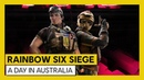 Rainbow Six Siege - Burnt Horizon Introducing the two new operators