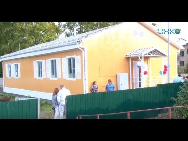 В Головачево открыли очередной Фельдшерско-акушерский пункт