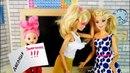 ДОВЕЛА МАМУ ДО СЛЁЗ Мультик Барби Учительница Школа Куклы Игрушки Для девочек