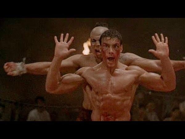 Кикбоксёр (1989) фильм полностью