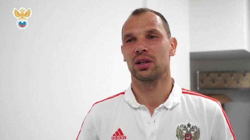 Игнашевич заявил о завершении карьеры. [ vk.com/CINELUX ]