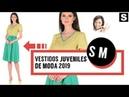 VESTIDOS JUVENILES DE MODA 👗 ¡Moda para Mujeres Jóvenes