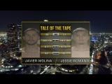 Javier MOLINA vs Jessie ROMAN (HD 1080)