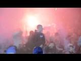 Фанаты на матче Днепр 1:0 Наполи