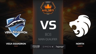 Vega Squadron vs North, map 1 inferno, Part 2, FACEIT Major — New Challengers Stage