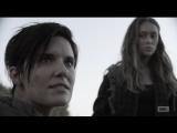 Бойтесь ходячих мертвецов 4 сезон 2 серия Алисия Кларк и Алтеа