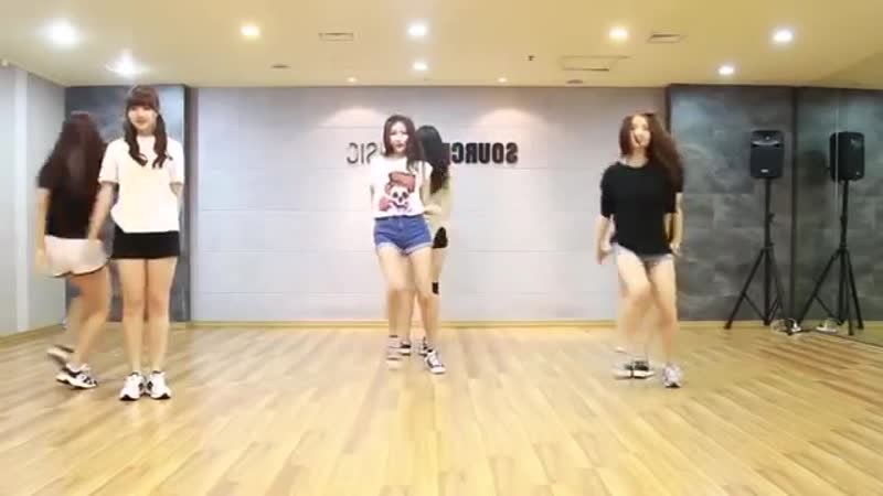 GFRIEND - Me gustas tu - mirrored dance practice video - 여자친구 오늘부í.mp4