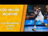 Star Performance Codi Miller-McIntyre Notches First Triple-Double Of The Season (17p+11r+11a)