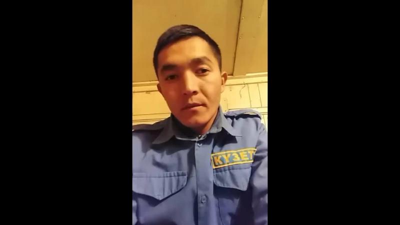 Закария-Ерлан Адилбекулы - Live