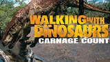 Walking With Dinosaurs (1999) Carnage Count