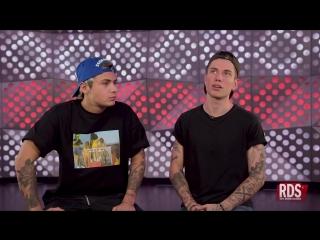 Benji e Fede intervista RDS