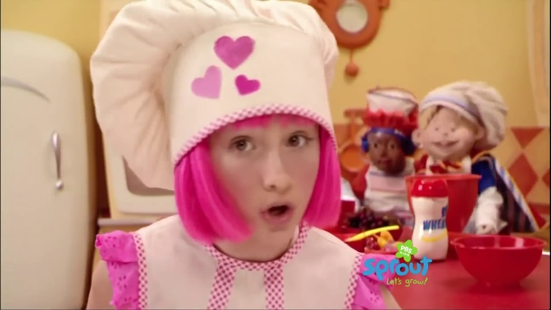 LazyTown -Cooking By The Book ft Lil Jon (REMIX)
