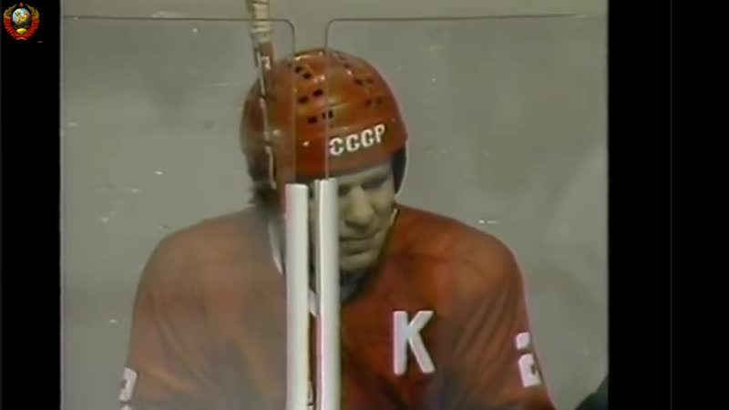 «Рандеву-87». НХЛ - СССР. 2-й матч (13.02.1987)