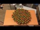 Подарок, огонь Букет из 100 Чупа-чупсов bouquet of 100 chupa chups