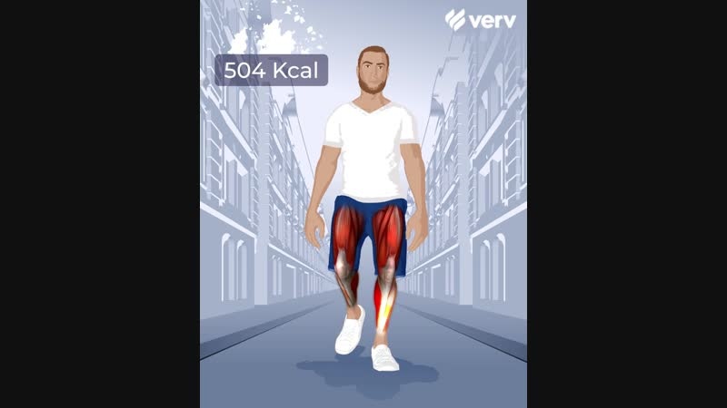 Verv ad walk for weight loss