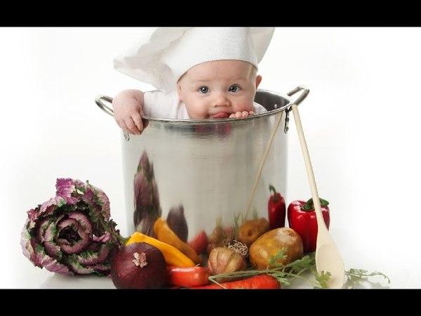 Українська для Дітей. Розвиваючий мульт. Вчимо Українську - Кухня, Солодощі, Овочі