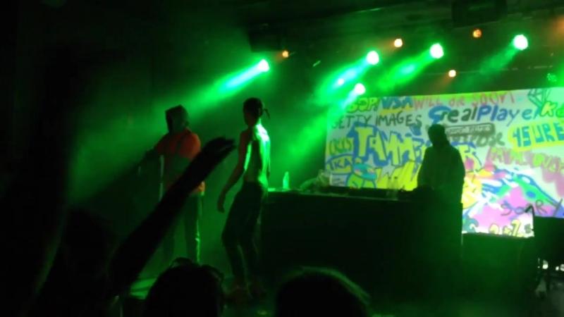 Tommy Cash 420 live in Copenhagen