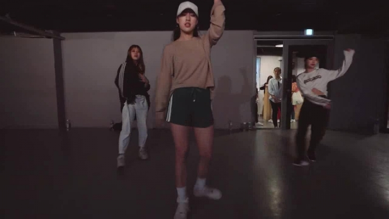 One Time - Marian Hill (Remix) _ Jane Kim Choreography mirror