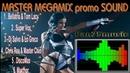 Master MEGAMIX promo sound TeaserMix