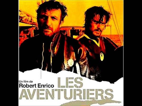François de Roubaix - Les Aventuriers