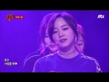 Mimi, Hana, Sejeong, Mina (Gugudan) - Affection (orig. Young Turks Club) @ Sugar Man 2 180114