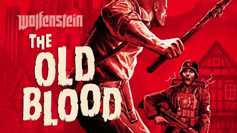 Wolfenstein: The Old Blood Game Movie (All Cutscenes) 1080p HD