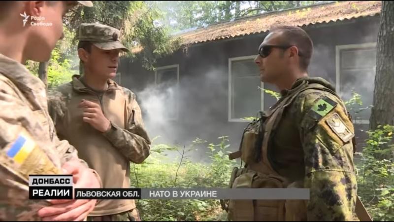 Військові НАТО тренують українську армію