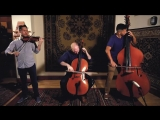Iris - Goo Goo Dolls (violin_cello_bass cover) - Simply Three