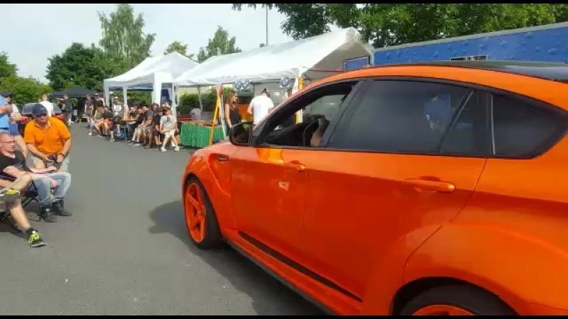 1🏆 Место на выставке BMW в Германии среди Х6 😜😎