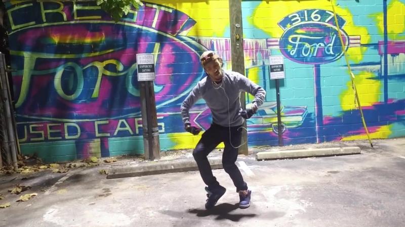 Marquese Scott. Kaleo - Way Down We Go (Dance Video) 2018