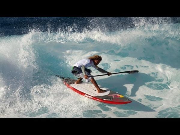 SUP in Hawaii w/ Airton Cozzolino Kai Lenny - Ep 3