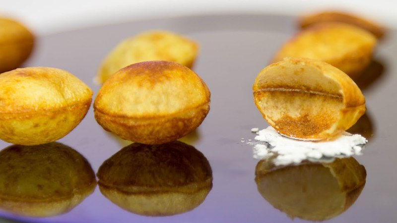 Pomme Soufflé Recipe - 2 Different Ways