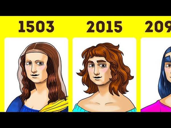 How Much Girls Have Changed Throughout History
