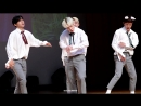 FANCAM 19.08.18 Wow Take Me Higher cute ver. @ 16th fansign CTS Art Hall