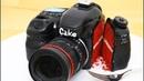 Camera Cake by Cakes StepbyStep